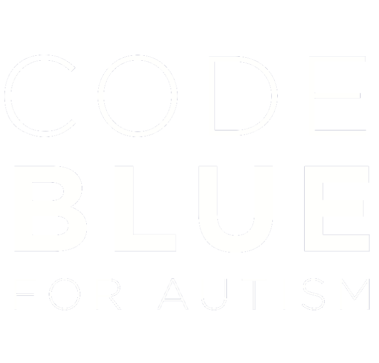 Code Blue for Autism Logo